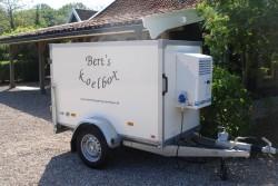 kleine koelwagen